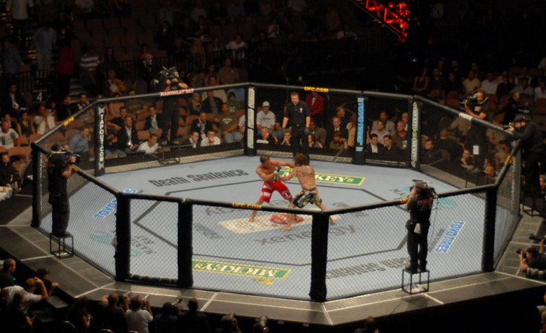 Killing Field: The evolution of the Octagon - MMAmania.com