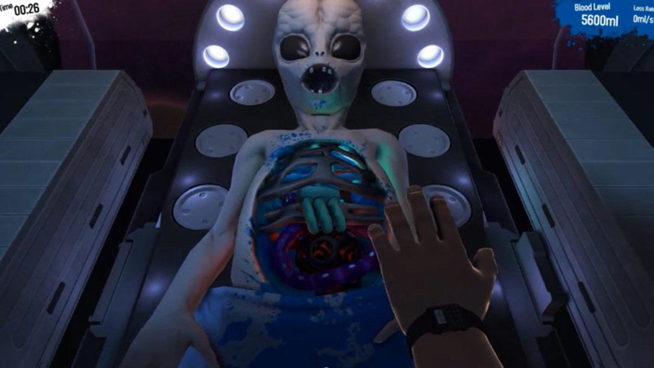 Surgeon Simulator 2013s Hidden Space Surgery Secret Exposed Polygon