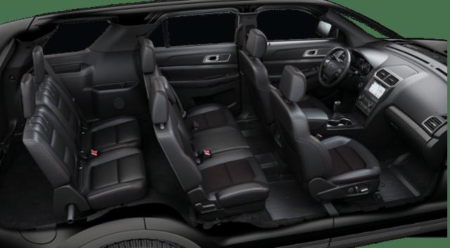Ford Explorer XLT 2018 2018 Stock Desjardins Auto