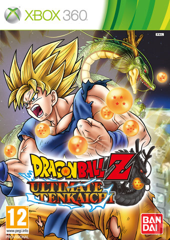 Dragon Ball Z Ultimate Tenkaichi Xbox 360   - Dragon Ball Z Ultimate Tenkaichi PAL XBOX 360
