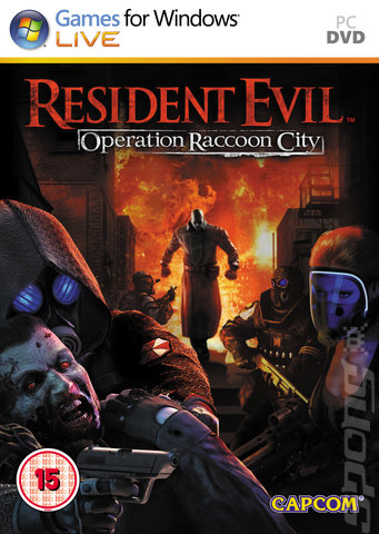 Resident Evil Operation Raccoon City PC   - Resident Evil: Operation Raccoon City (2012/Mutli8/ENG/SKIDROW)