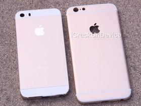 中國生產線流出!4.7 吋香檳金 iPhone 6 外殼全高清開箱文!   T客邦