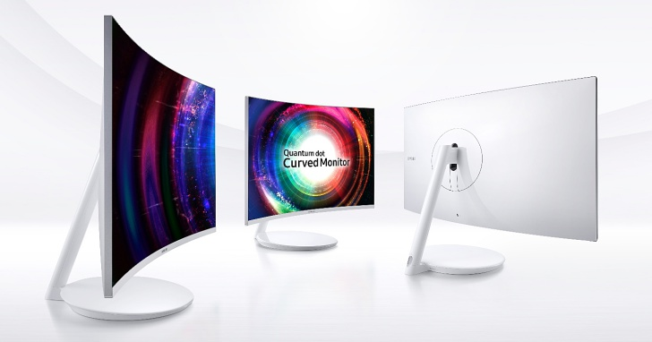 與 LG 一較高下?Samsung 將在 CES 展推出量子點曲面螢幕 | T客邦
