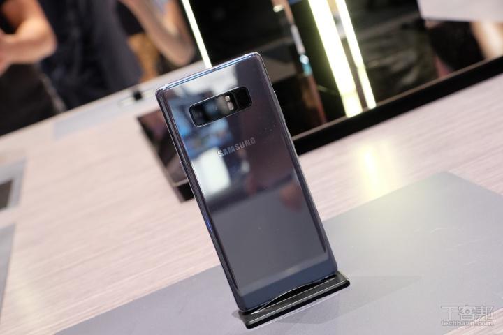 三星 Galaxy Note 8 開箱快速玩。規格比較、S Pen、側螢幕新功能一覽   T客邦