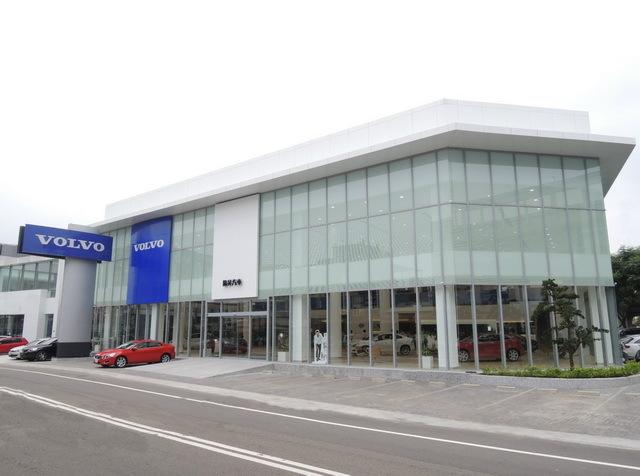 Volvo新竹旗艦展示暨服務中心 全新據點落成啟用 | T客邦