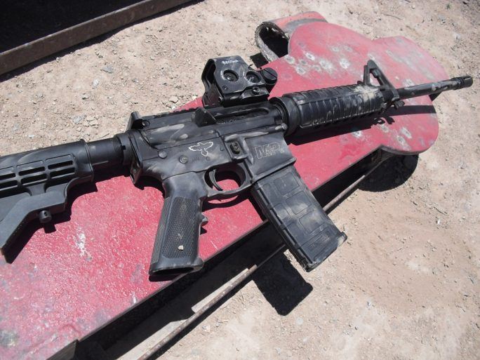 Review Smith Wesson M P15 Sport