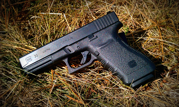 gun review glock 20