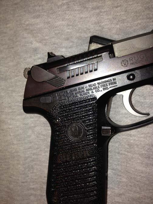 Gun Review Ruger P95 9mm Pistol Updated