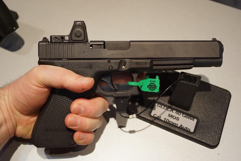 shot show glock 40