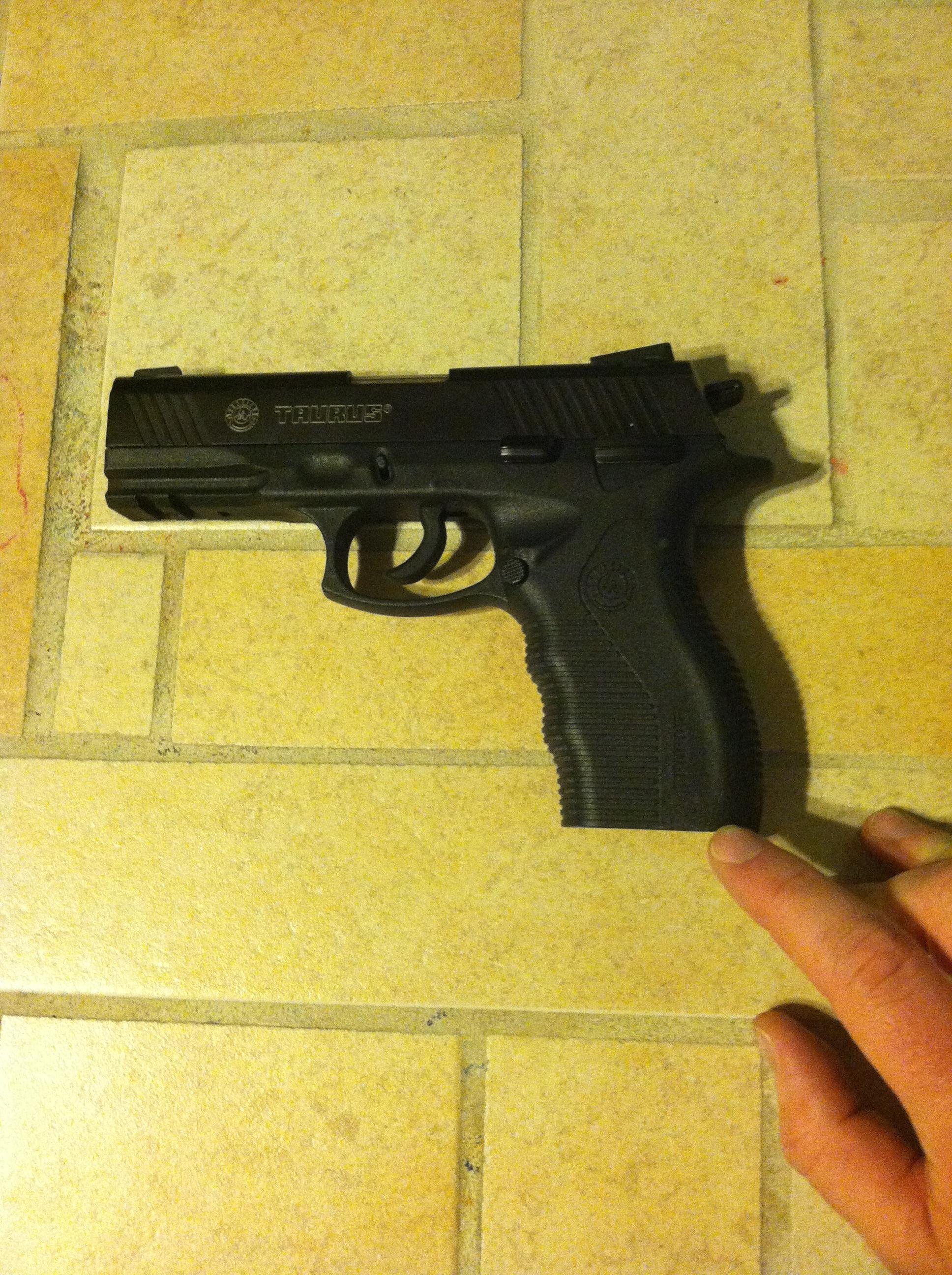 gun review taurus model
