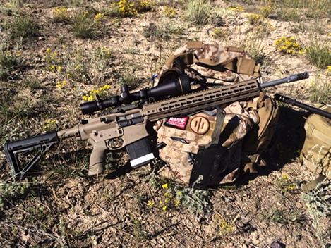 contest entry gun review