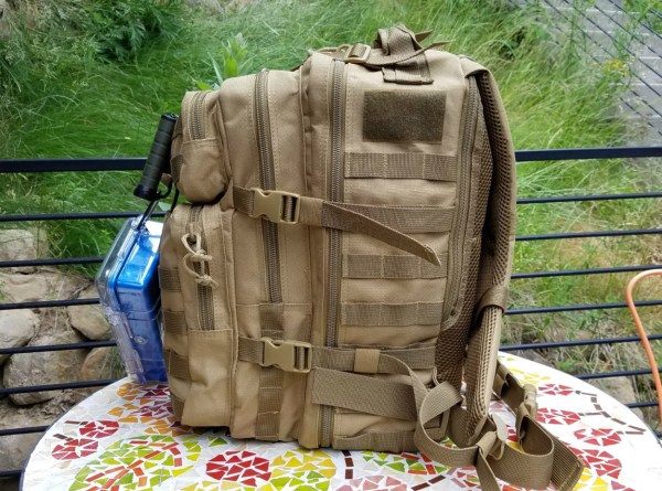 Gear Exos-gear Bravo Series Backpack - Truth