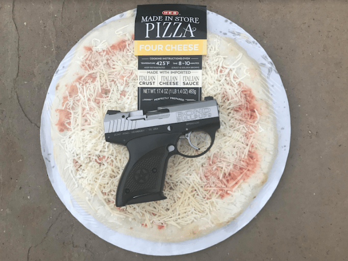Make Pizza, Not War: IMI Systems Quote Of The Day