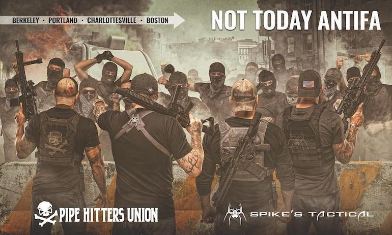 Pipe Rifle Hitters Union