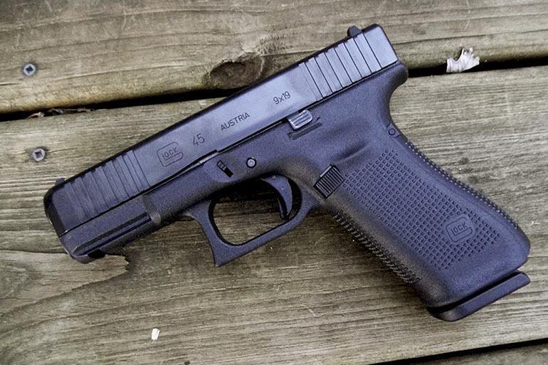 gun review glock 45