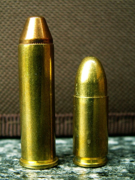 Different Bullet Sizes : different, bullet, sizes, Common, Bullet, Sizes, They're, Truth, About