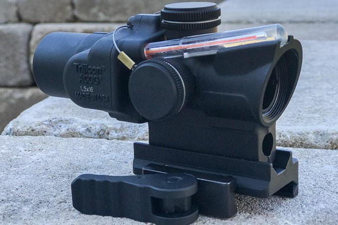 Gear Review Trijicon Acog Ta 44 C The Truth About Guns