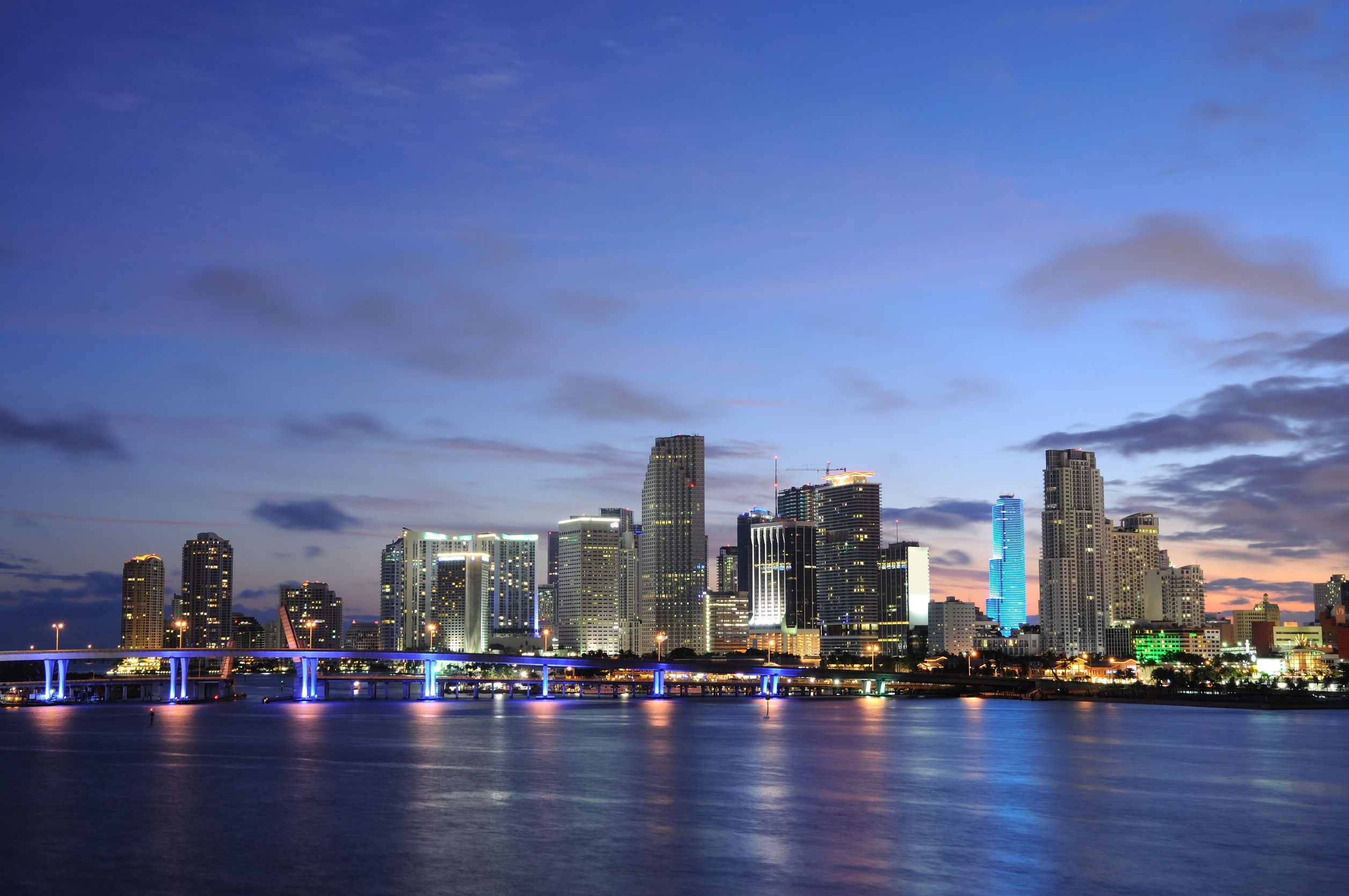 New York City Full Hd Wallpaper Wayra Partners With Miami S Hackday