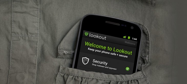 Mobile Security Lookout