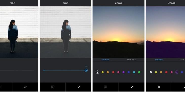 Image result for instagram editing filter valencia