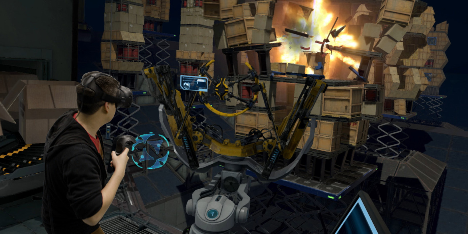 Half Life Developer Valve Is Making 3 Full Length VR Games
