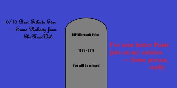 Bad Microsoft Paint