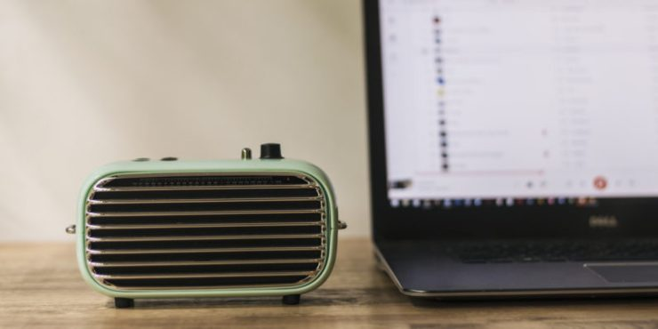 Lofree's $70 Poison Bluetooth speaker is the ultimate conversation starter