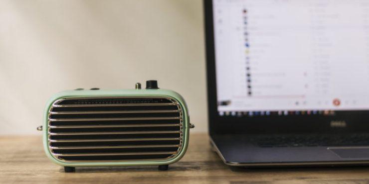 Lofree's $70 Poison Bluetooth speaker is the ultimate conversation starter