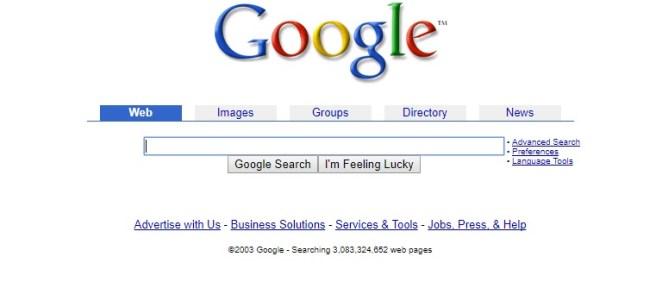 google2003