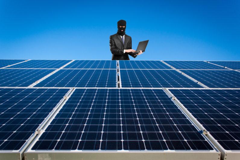 vulnerability found in solar