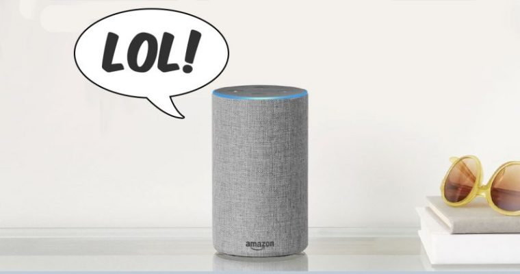 Amazon is fixing a bug that causes Alexa to literally LOL at random