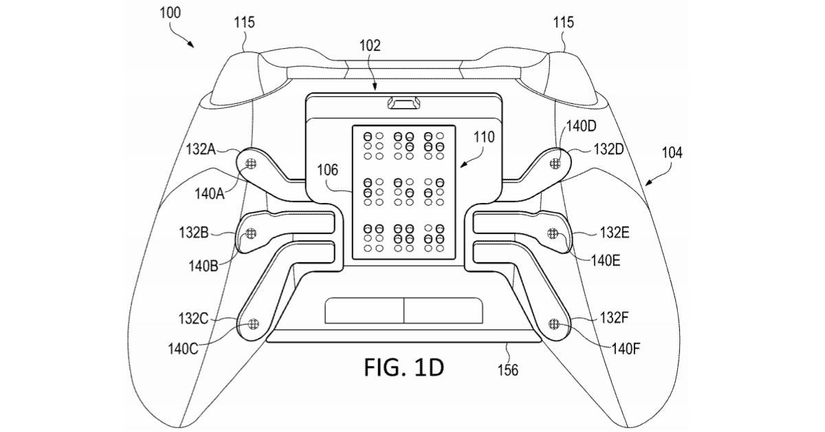 Wiring And Diagram: Diagram Of Xbox Controller