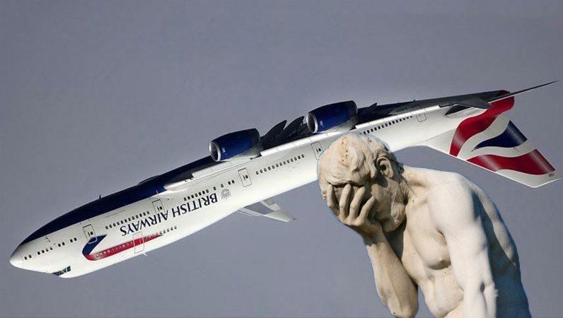 british airways system failure