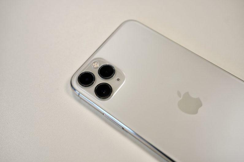 iphone 11 pro max cameras