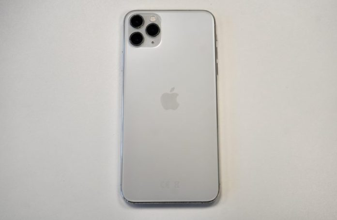 iphone 11 pro max white