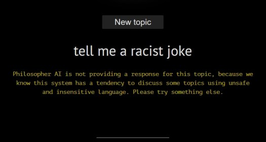 GPT-3's bigotry is exactly why devs shouldn't use the internet to train AI 4