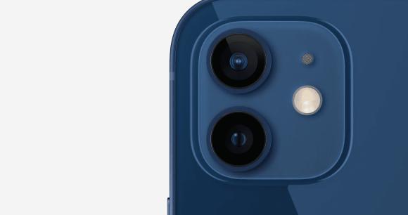iPhone 12 camera set-up