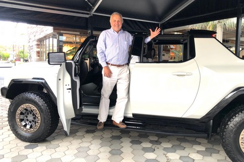 The Hummer EV First Edition sold out… even though it doesn't exist yet 2