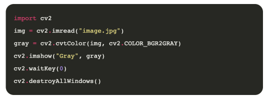 A foolproof guide to image manipulation in Python with OpenCV 7