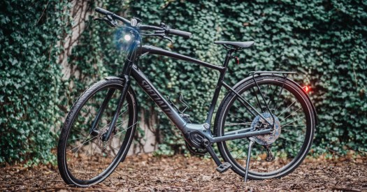 Specialized's Vado SL is so light, you'll almost forget it's an ebike 5