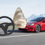Why Tesla S Impractical Butterfly Steering Wheel Probably Won T Make It Into Production