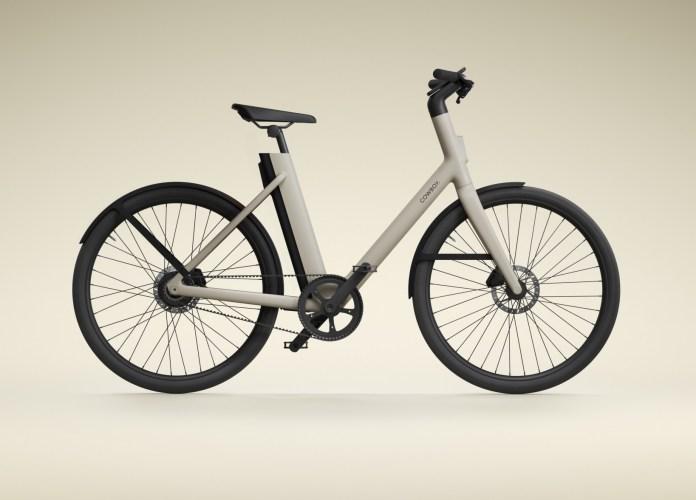 E-bike, cowboy, ride, future