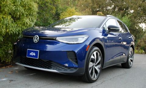 VW id.4 EV, save you money