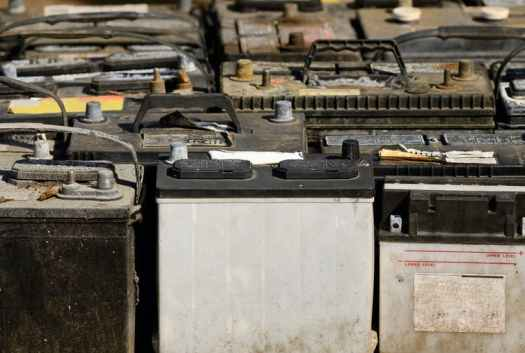 It's very costly to recycle EV battery parts