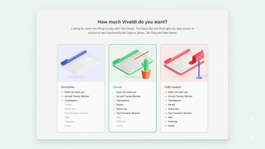 Vivaldi is launching an email client, a feed reader, and a translation tool 3