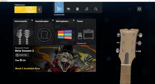I'm loving the new Rocksmith beta, but definitely not uninstalling RS2014 yet 2