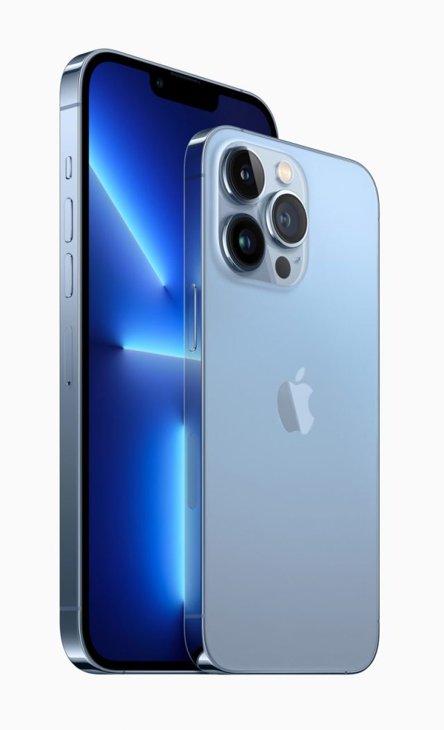 The iPhone 13 Pro
