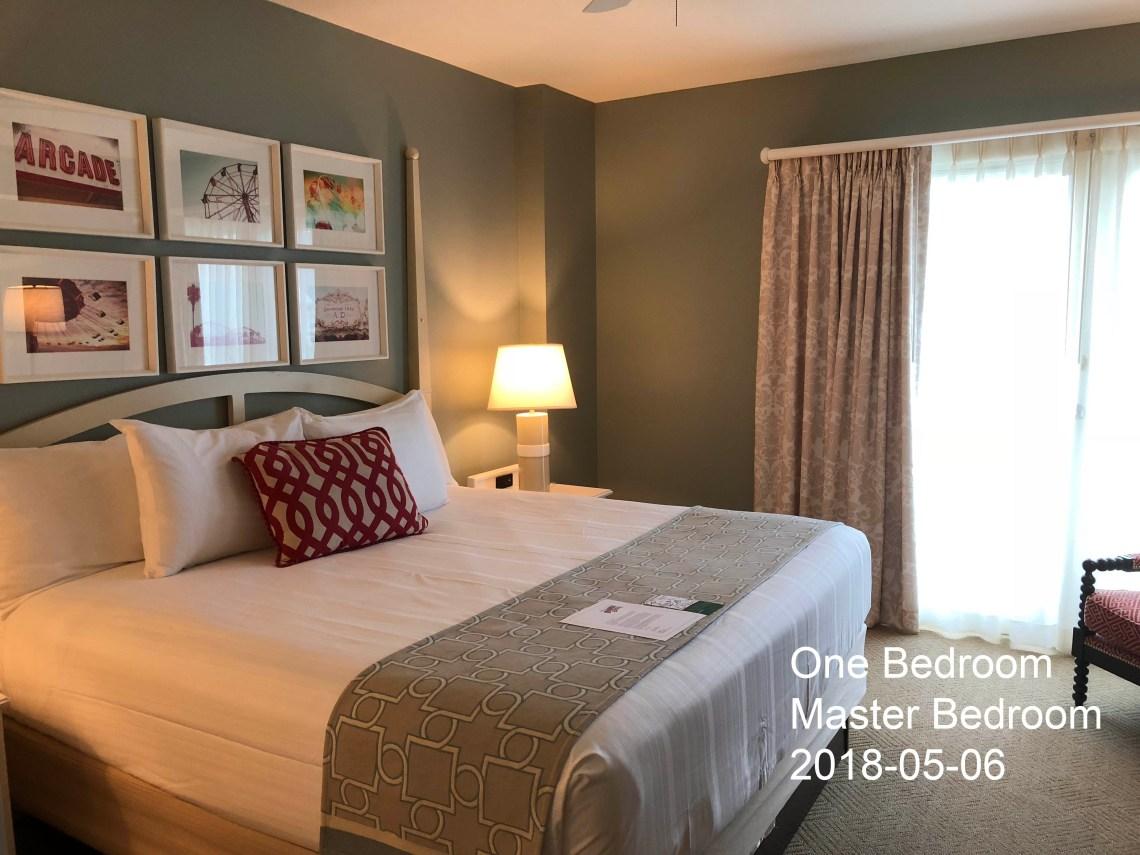 A Boardwalk  Bedroom Villa