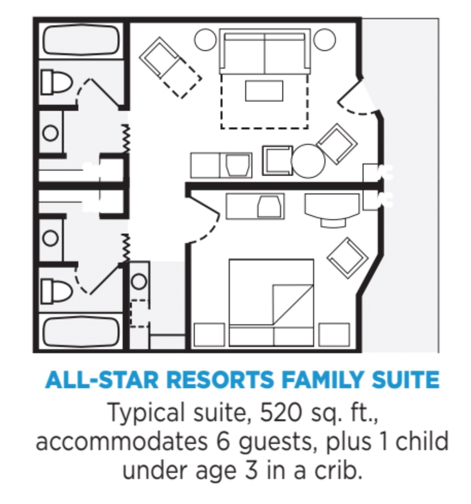 hight resolution of all star music family suite layout