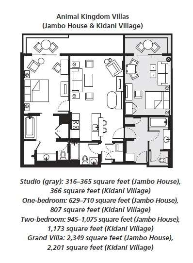 Animal kingdom kidani village 2 bedroom villa floor plan Animal kingdom 3 bedroom villa floor plan